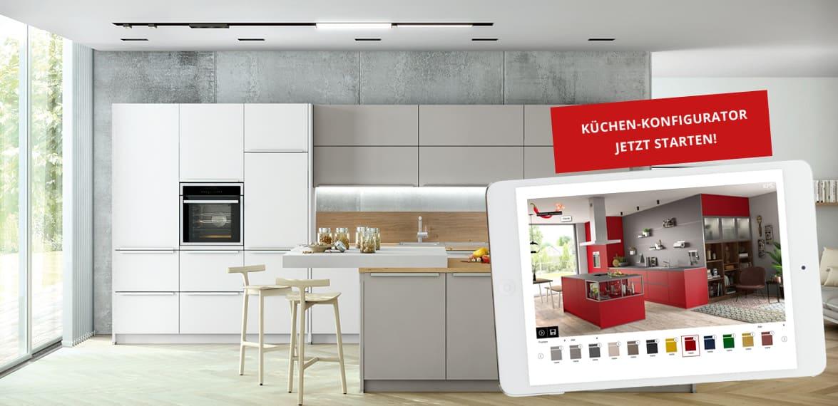 Der Küchenkonfigurator von DOCHOWs Küchen mit Geschmack in Berlin