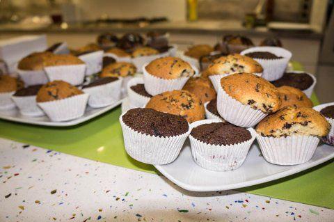 Muffins beim Eventshopping an Ostern von DOCHOWs Küchen mit Geschmack in Berlin