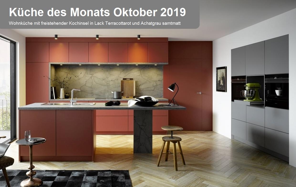 Küche des Monats Oktober