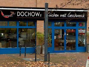 Frontansicht von DOCHOWs Küchen mit Geschmack in Berlin