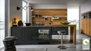 Contur Küche im Küchenhaus DOCHOWs Berlin