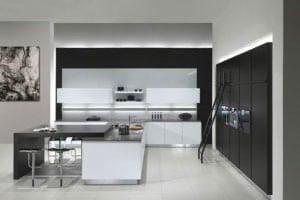 Küche im modernen Stil